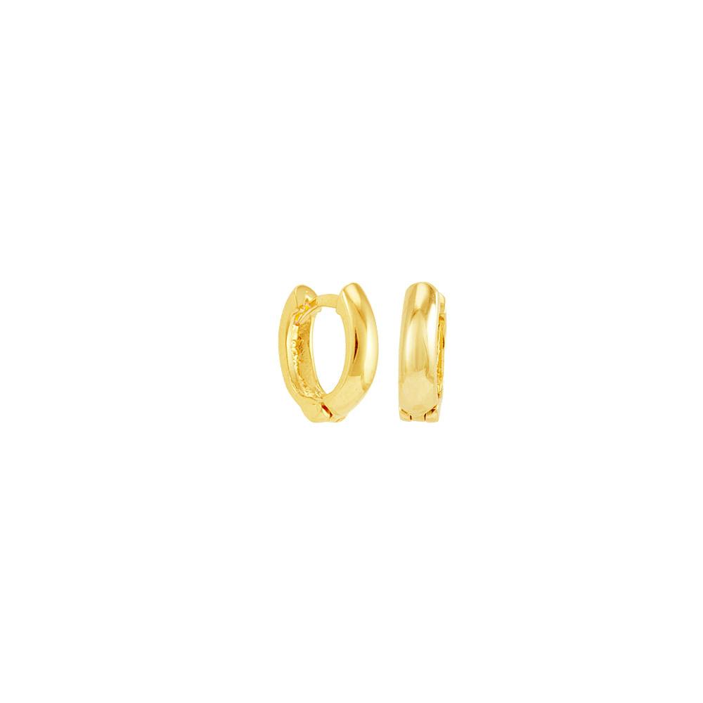 Brinco Argola em Ouro 18K Articulado - AU4774   Bruna Tessaro Joias ... e6768e15f0