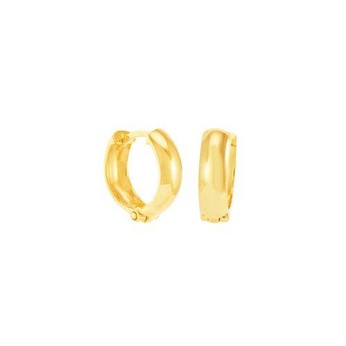 Brinco Argola em Ouro 18K Articulado - AU5007   Bruna Tessaro Joias ... 0a682a85cd