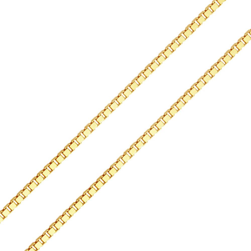 Corrente em Ouro 18K Veneziana 1,2 MM - AU5253  Bruna Tessaro Joias ... 2298515a52